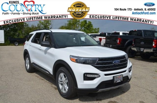 2020 Ford Explorer in Antioch, IL