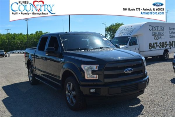 2017 Ford F-150 in Antioch, IL