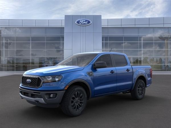 2020 Ford Ranger in Valparaiso, IN