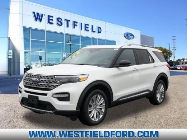 2020 Ford Explorer in Countryside, IL