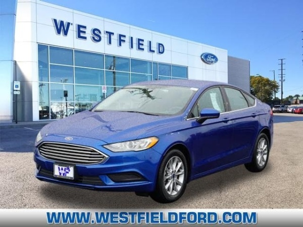 2017 Ford Fusion in Countryside, IL