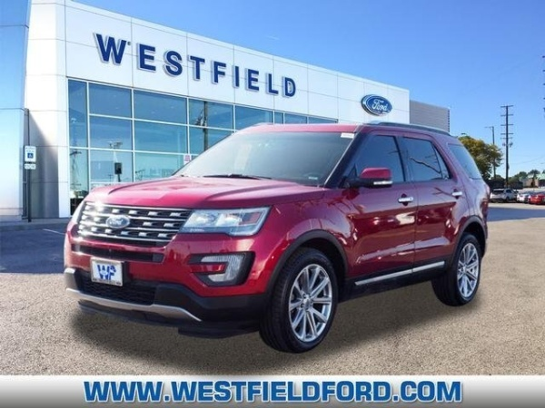 2017 Ford Explorer in Countryside, IL