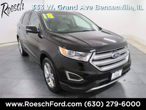 2018 Ford Edge in Bensenville, IL