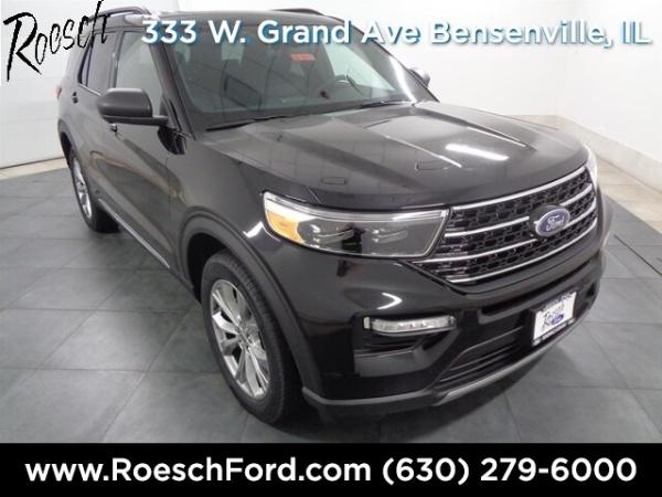 2020 Ford Explorer in Bensenville, IL