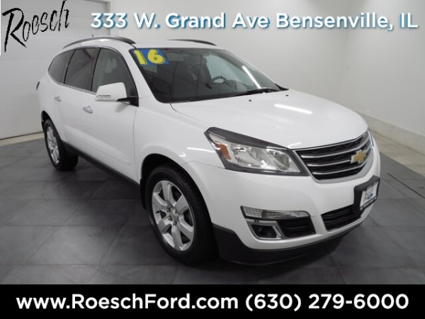 2016 Chevrolet Traverse in Bensenville, IL