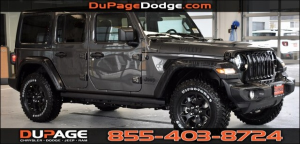 2020 Jeep Wrangler in Glendale Heights, IL