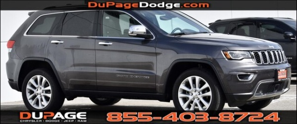 2017 Jeep Grand Cherokee in Glendale Heights, IL