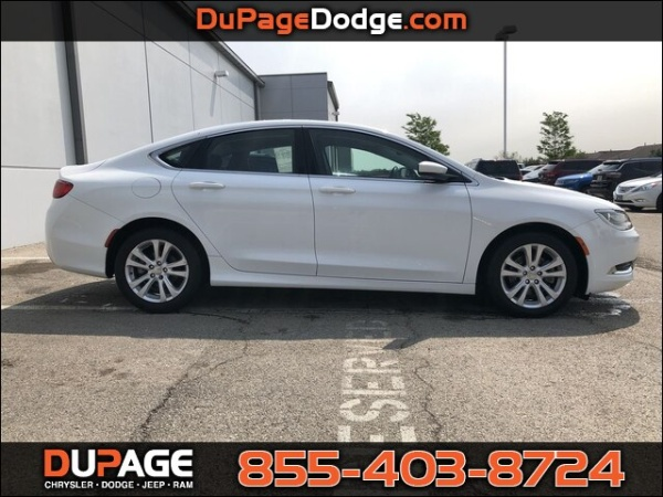 2016 Chrysler 200 in Glendale Heights, IL