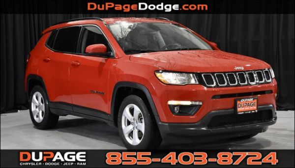2019 Jeep Compass in Glendale Heights, IL