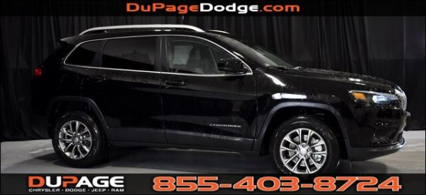2020 Jeep Cherokee in Glendale Heights, IL