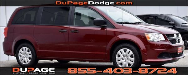 2019 Dodge Grand Caravan in Glendale Heights, IL