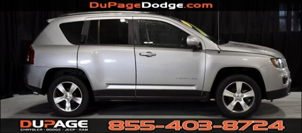 2017 Jeep Compass in Glendale Heights, IL