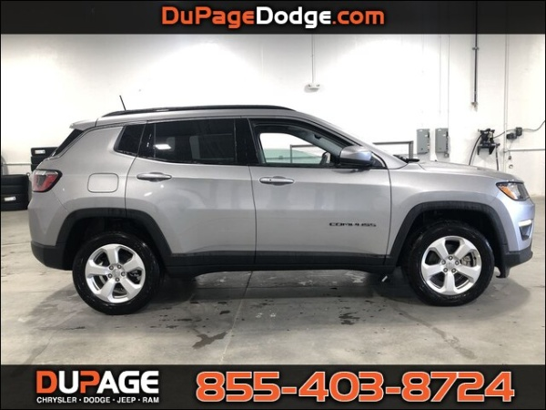 2020 Jeep Compass in Glendale Heights, IL