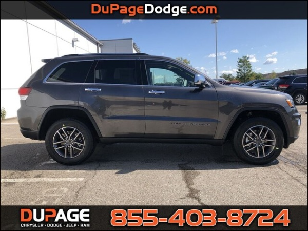 2020 Jeep Grand Cherokee in Glendale Heights, IL