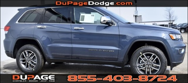 2019 Jeep Grand Cherokee in Glendale Heights, IL