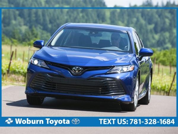2019 Toyota Camry in Woburn, MA