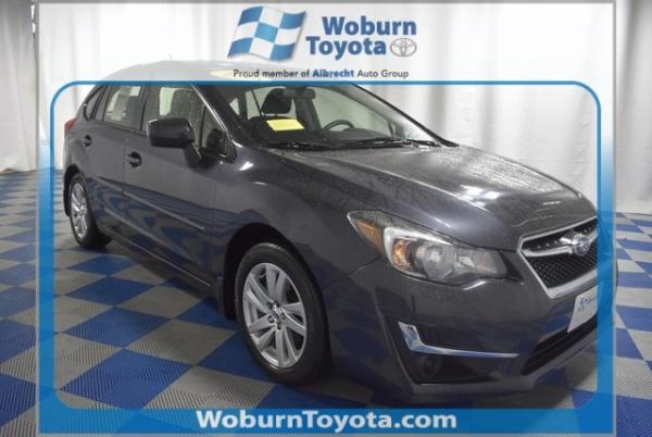 2015 Subaru Impreza 2.0i Premium