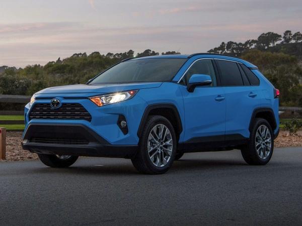 2020 Toyota RAV4 in Woburn, MA