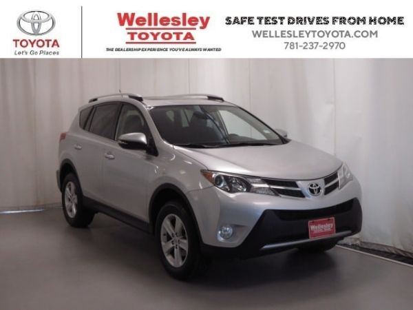 2014 Toyota RAV4 in Wellesley, MA