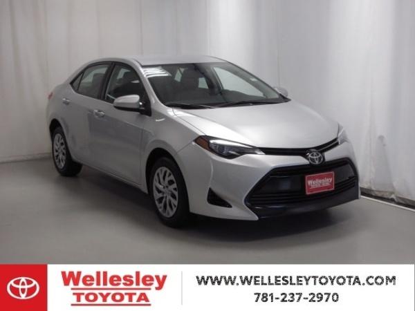 2017 Toyota Corolla in Wellesley, MA