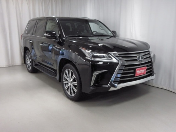 Lexus Dealers In Ma >> Used Lexus Lx 570 For Sale In Boston Ma 13 Cars From