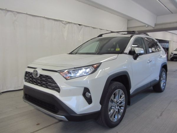2019 Toyota RAV4 in Wellesley, MA