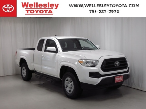 2020 Toyota Tacoma in Wellesley, MA