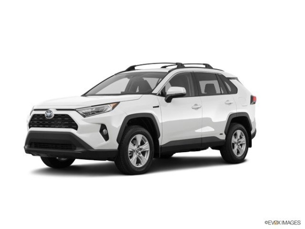 2020 Toyota RAV4 in Lynn, MA