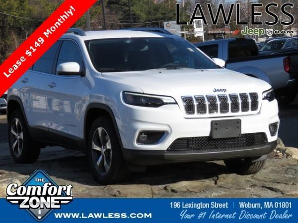 2020 Jeep Cherokee in Woburn, MA