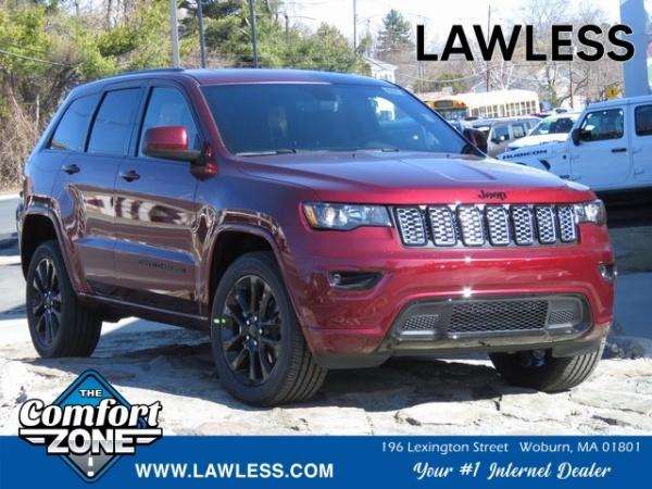 2020 Jeep Grand Cherokee in Woburn, MA