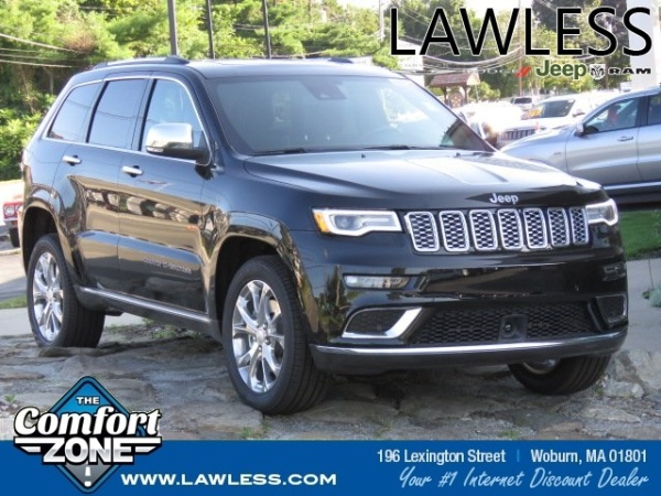 2019 Jeep Grand Cherokee in Woburn, MA
