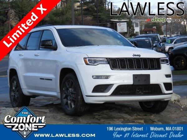 2019 Jeep Grand Cherokee Limited X