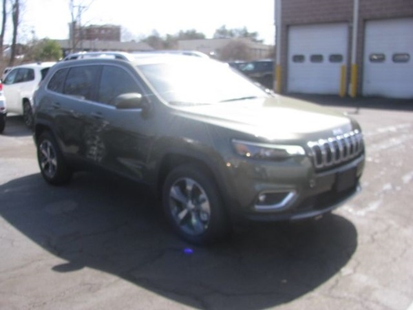 2019 Jeep Cherokee in Branford, CT
