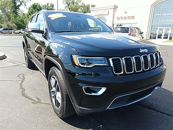2019 Jeep Grand Cherokee in Branford, CT