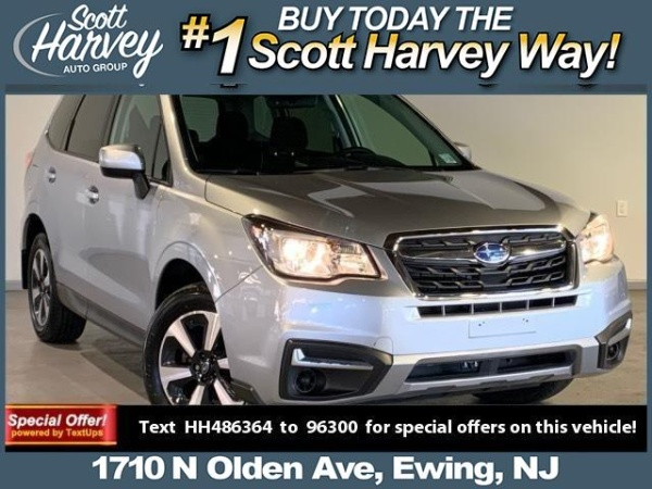 2017 Subaru Forester in Ewing Township, NJ