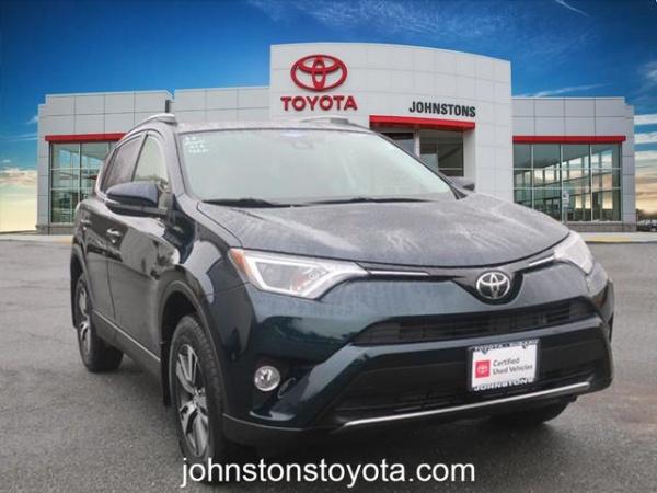 2017 Toyota RAV4 in New Hampton, NY