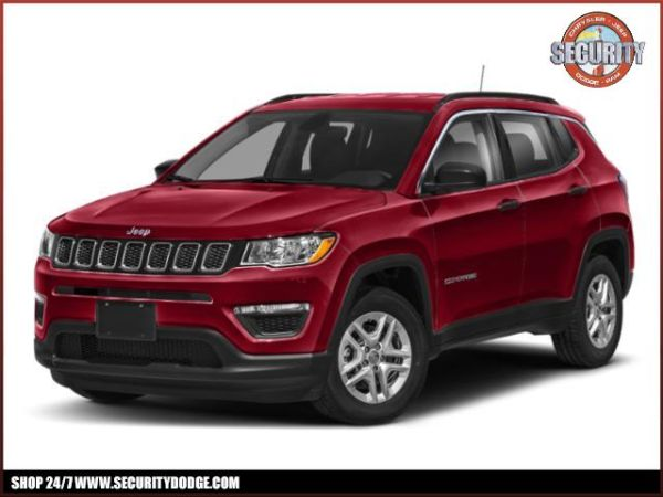 2020 Jeep Compass in Amityville, NY