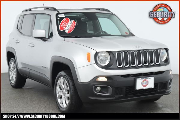 2017 Jeep Renegade in Amityville, NY
