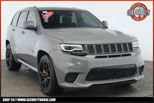 Used Jeep Grand Cherokee Trackhawks For Sale In Old Saybrook Ct Truecar