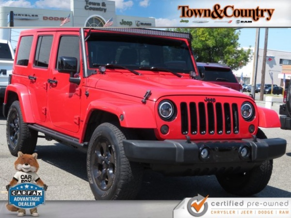 2015 Jeep Wrangler in Levittown, NY