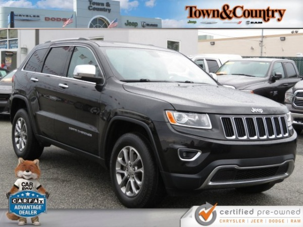 2015 Jeep Grand Cherokee in Levittown, NY