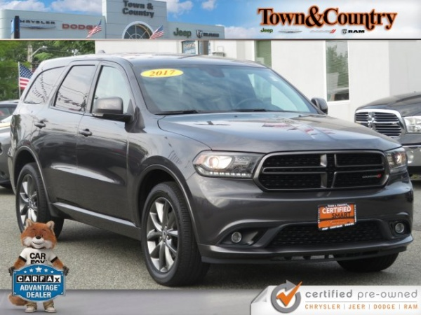 2017 Dodge Durango in Levittown, NY