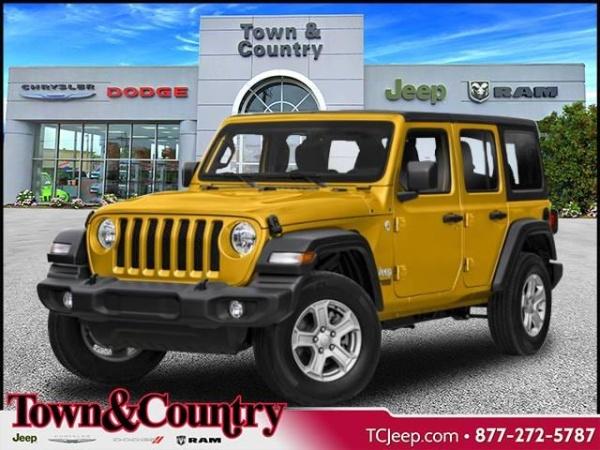 2020 Jeep Wrangler in Levittown, NY