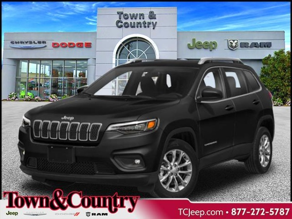 2020 Jeep Cherokee in Levittown, NY