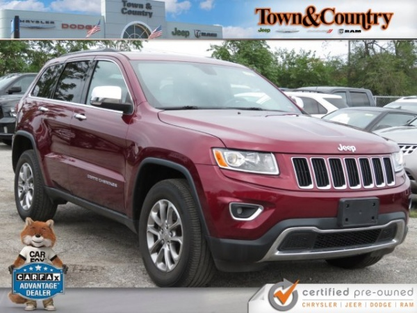 2016 Jeep Grand Cherokee in Levittown, NY