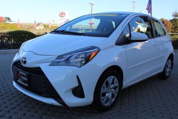 2018 Toyota Yaris in Berkeley, CA