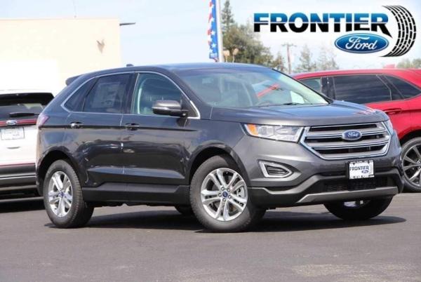 Ford Edge Sel Awd  Msrp Santa Clara Ca