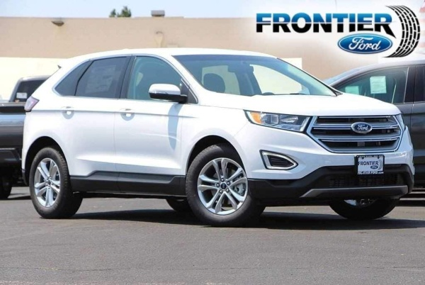 Ford Edge Sel Fwd