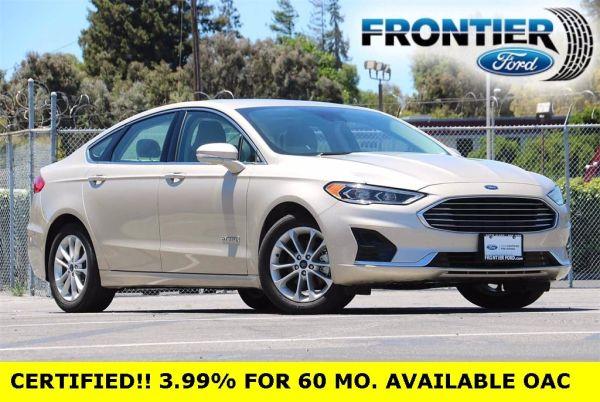 2019 Ford Fusion in Santa Clara, CA