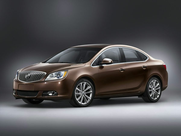 2016 Buick Verano Convenience Group